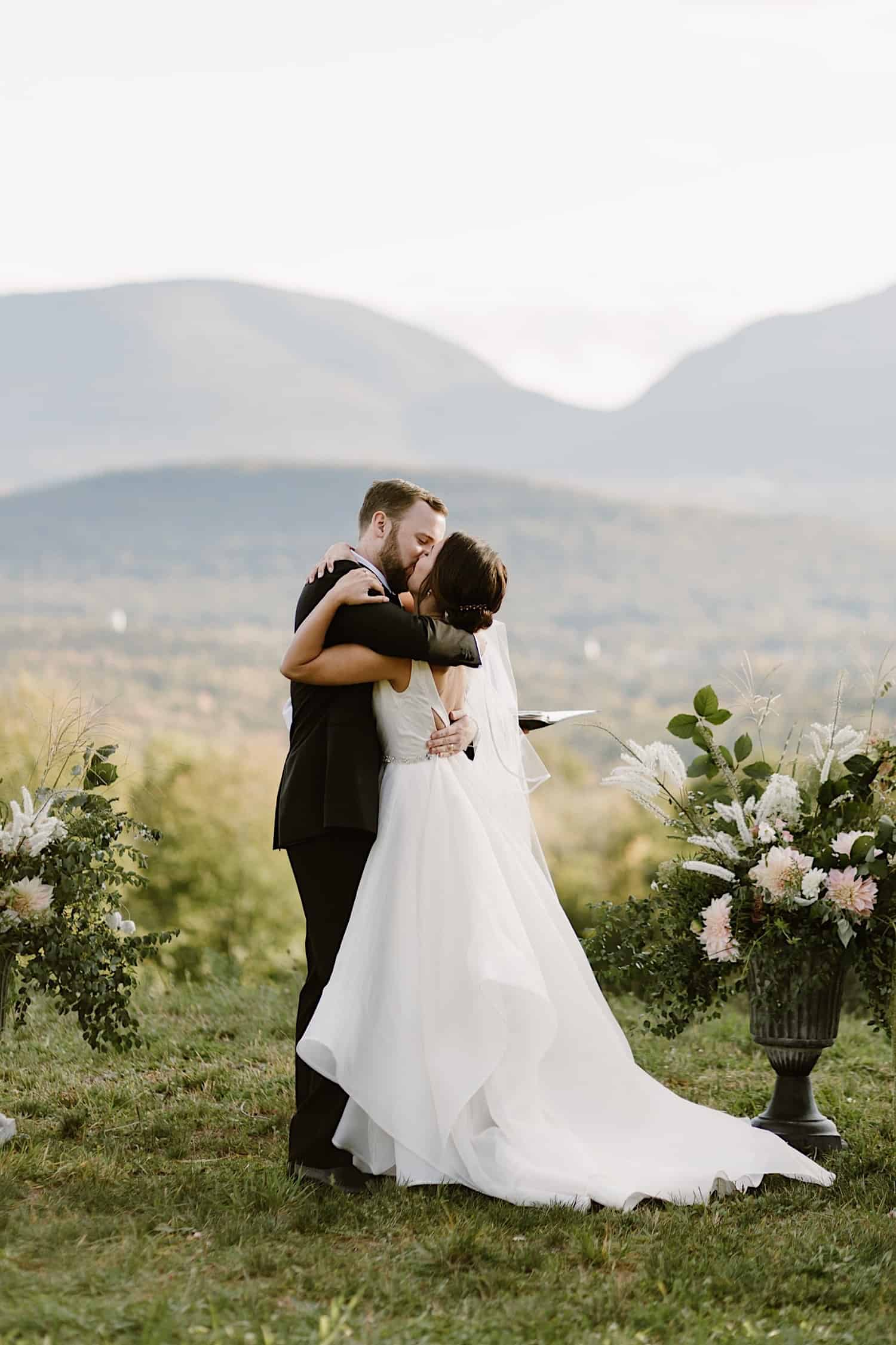 Deer Mountain Inn Wedding