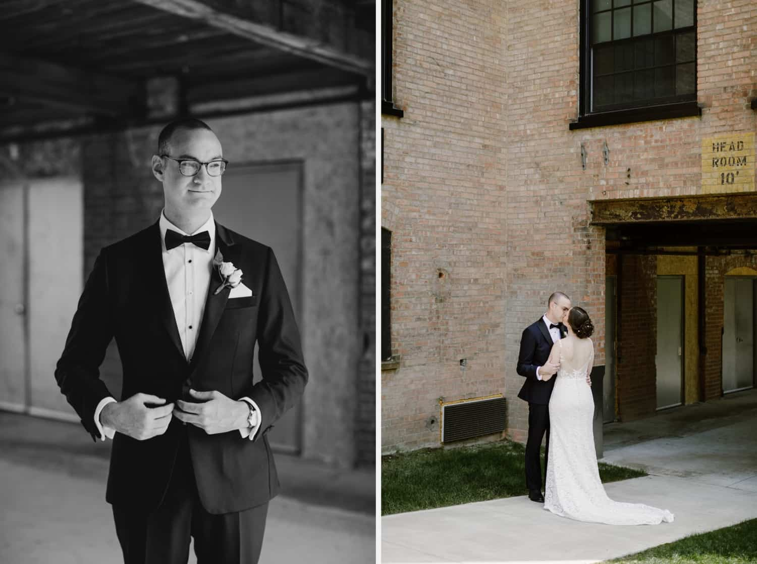 Classical Wedding at The Historic Roundhouse, Beacon NY